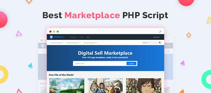 Marketplace PHP Script