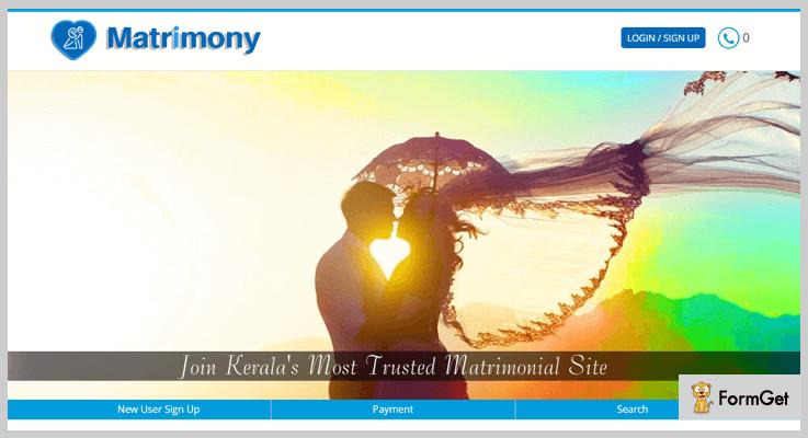 Matrimony Matrimonial PHP Script