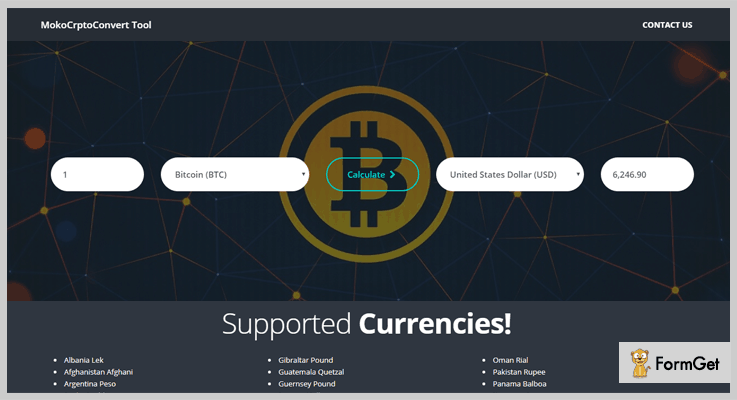 Moko Cryptocurrency PHP Script