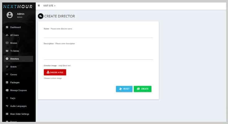 Next Hour Membership PHP Script