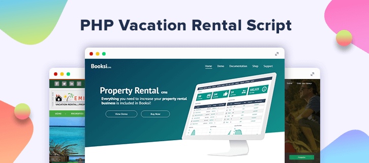 PHP Vacation Rental Script