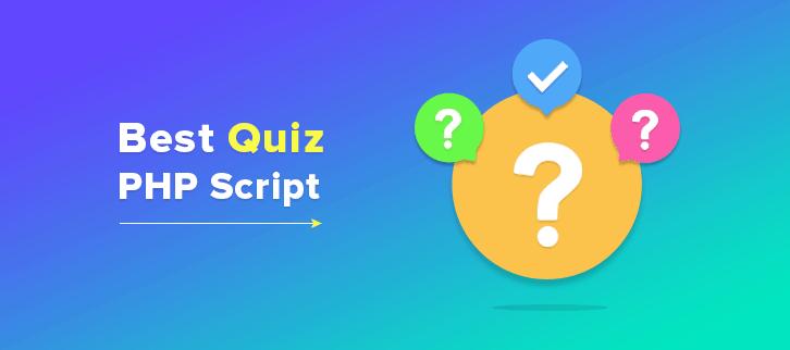 Quiz PHP Script
