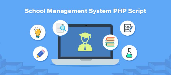 5+ School Management System PHP Script 2018