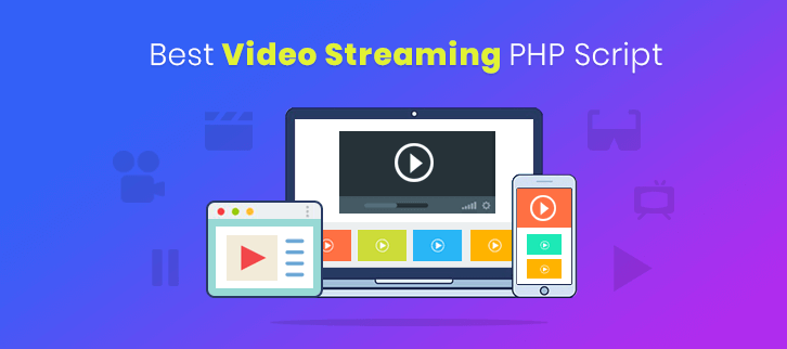 Video Streaming PHP Script