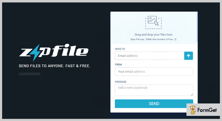 ZipFileMe File Sharing PHP Script
