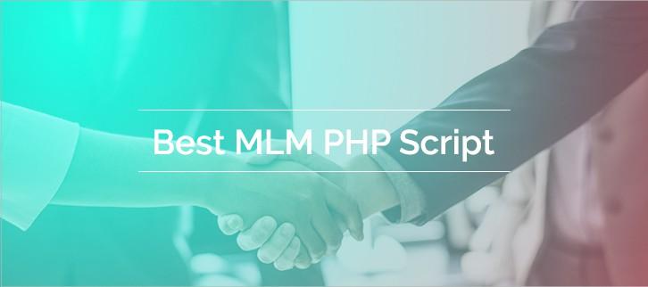 5+ Best MLM PHP Script 2018