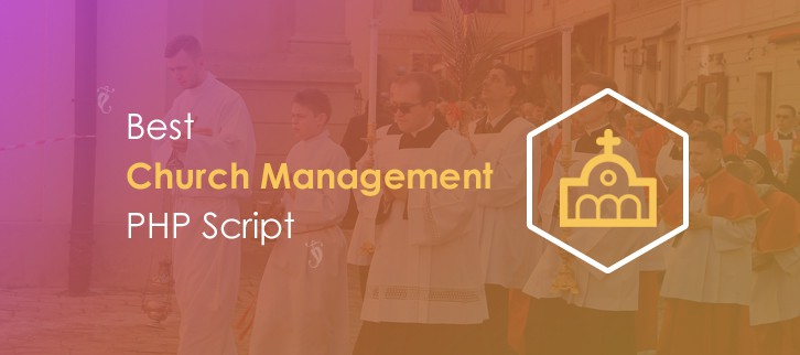 Church Management PHP Script