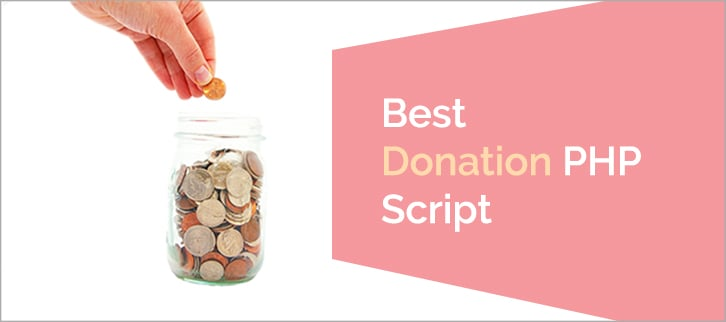 5+ Best Selling PHP Donation Script 2019