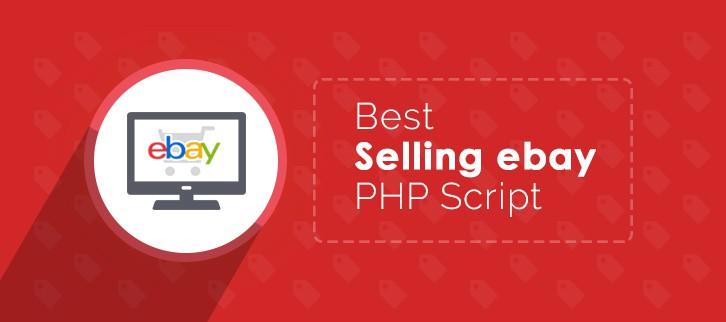 eBay PHP Script