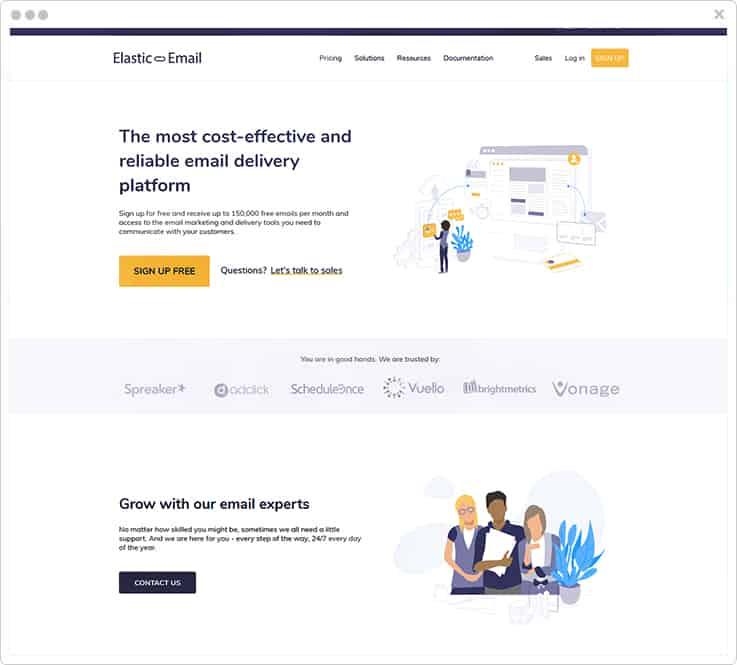 Elastic Email SparkPost Alternatives