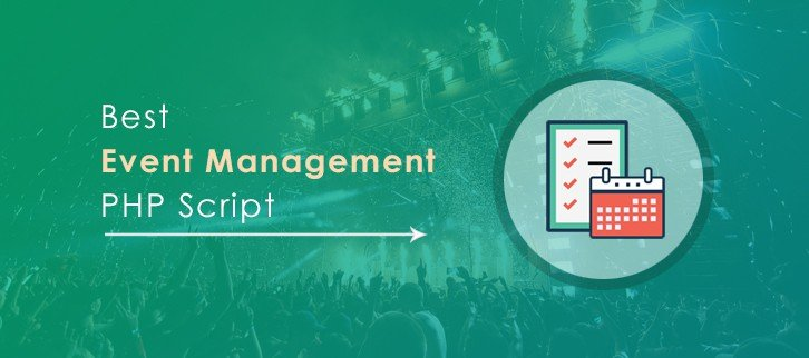 Event Management PHP Script