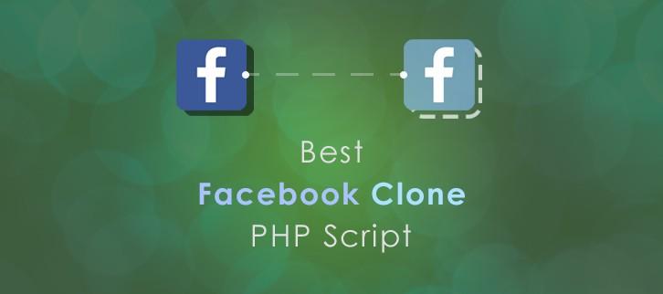 Facebook Clone PHP Script