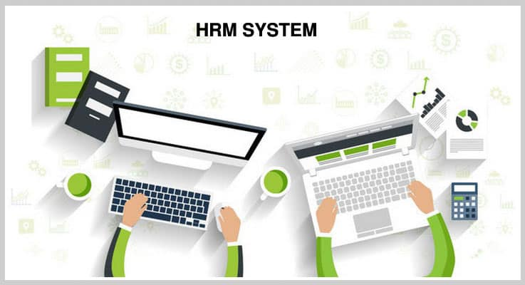 HRM System Human Resource Management PHP Script