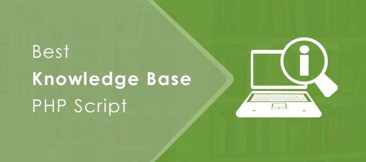 5 Best Knowledge Base PHP Script 2019