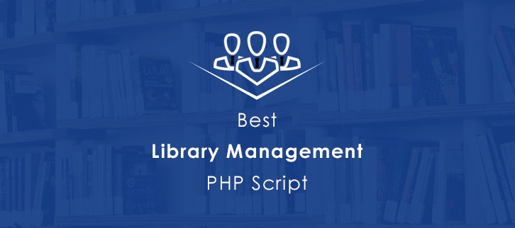 Library Management PHP Script
