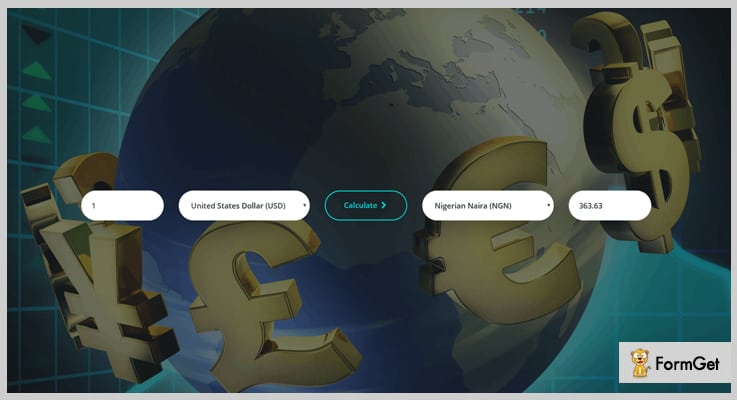 Moko PHP Currency Converter Script