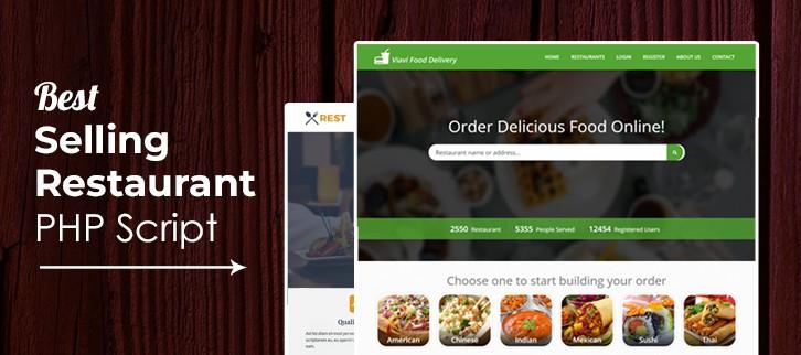 5+ Best Selling Restaurant PHP Script 2019 | FormGet