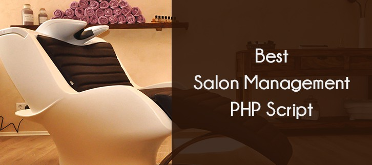 Salon Management PHP Script