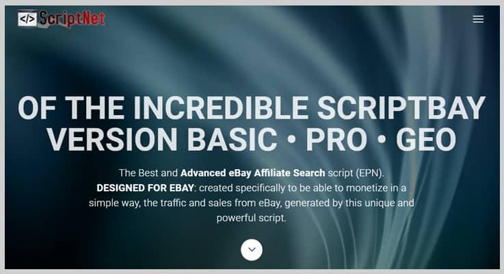 ScriptBay eBay PHP Script
