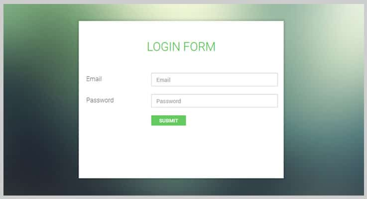 Simple PHP User Login PHP Script