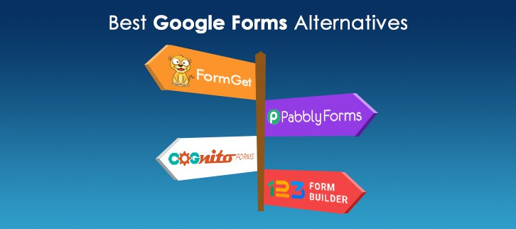 10 Best Google Forms Alternatives 2019