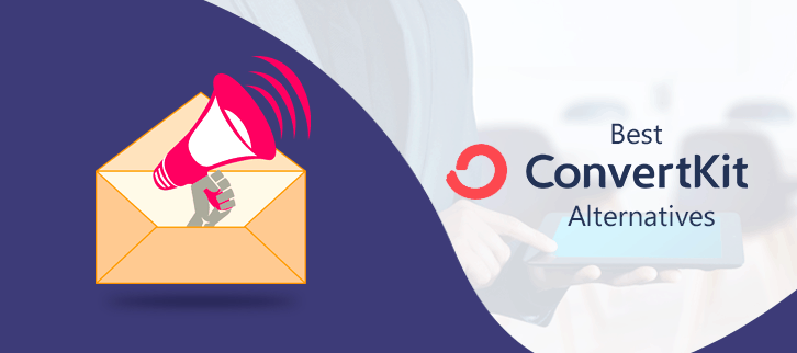 10 Best ConvertKit Alternatives | Low Cost Emailing Services | FormGet
