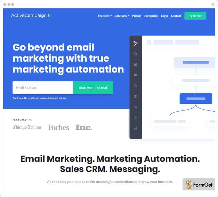 ActiveCampaign FreshMail Alternatives