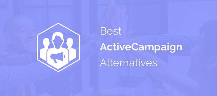 10 Top ActiveCampaign Alternatives | Start @ $5/M | FormGet