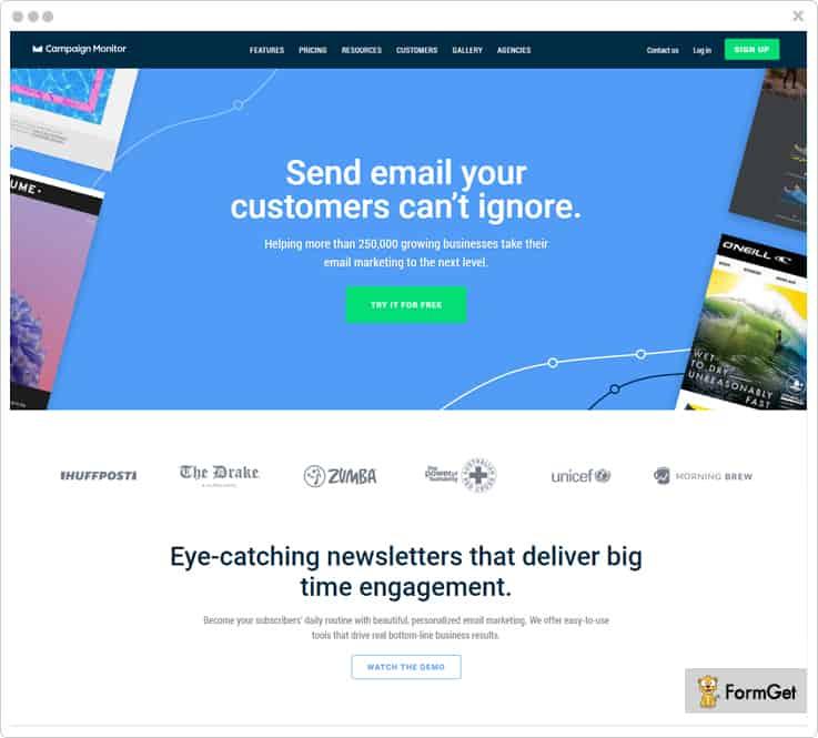 Campaign Monitor ActiveCampaign Alternatives