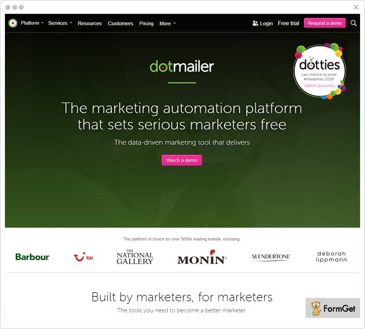 Dotmailer Email Marketing