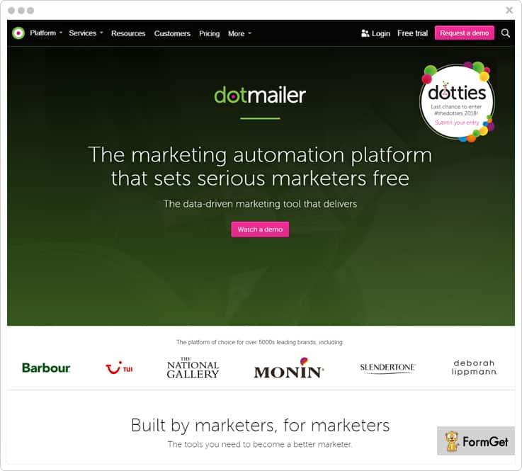 Dotmailer Email Marketing