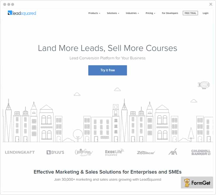 LeadSquared ActiveCampaign Alternatives
