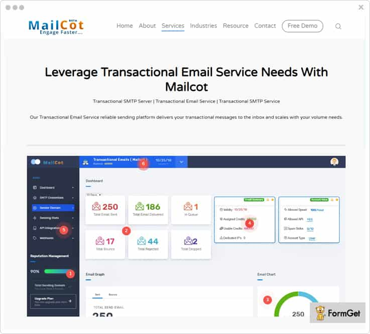 MailCot - Best dotmailer Alternatives
