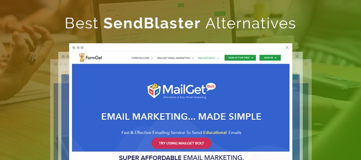 10 Best SendBlaster Alternatives | With Advanced Spam Control