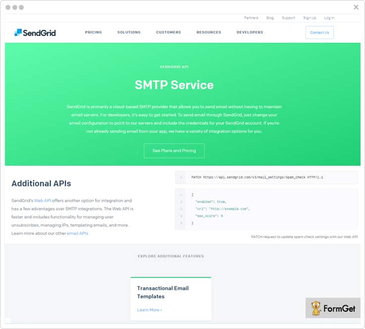 SendGrid SendBlaster Alternatives