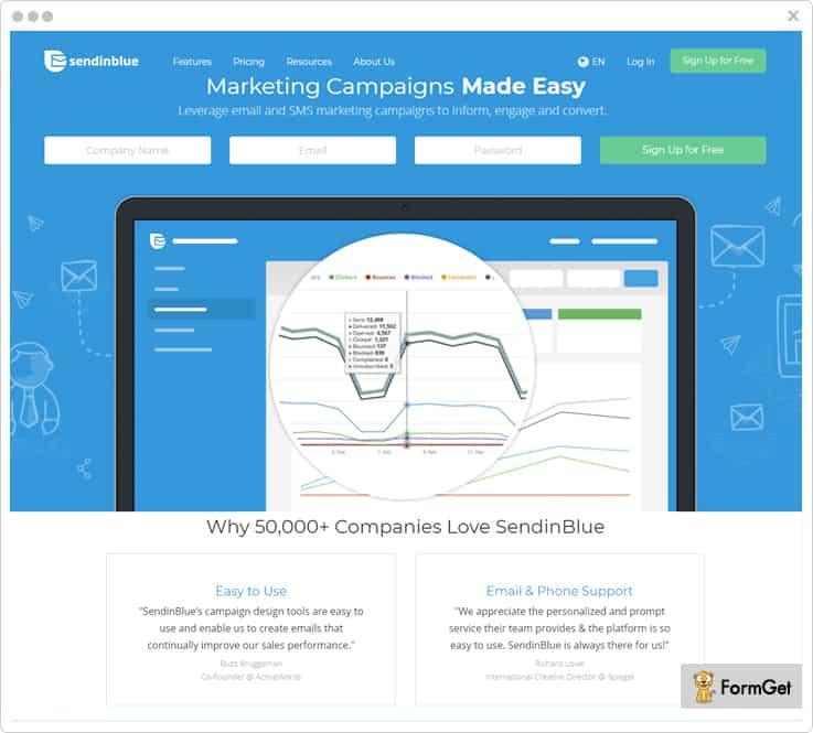 SendinBlue ActiveCampaign Alternatives