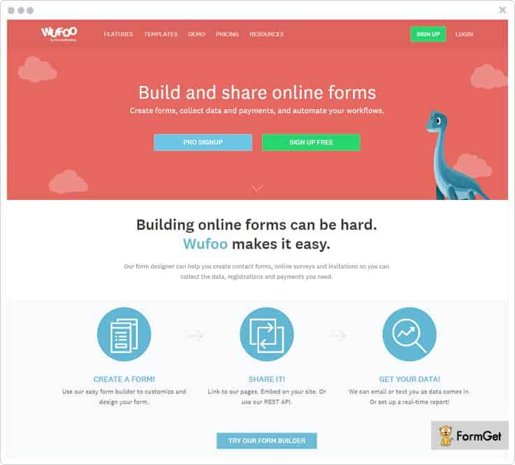 Wufoo Google Form Alternatives