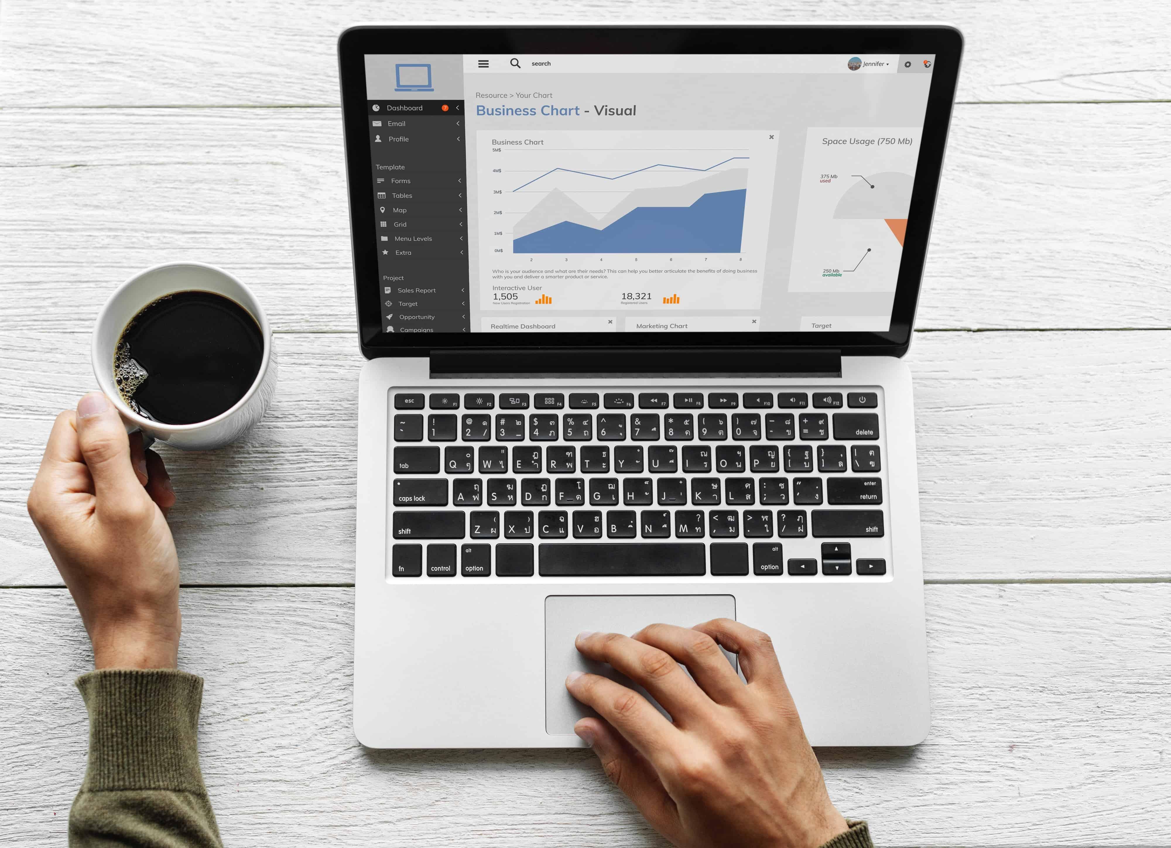 Tracking & Analyzing