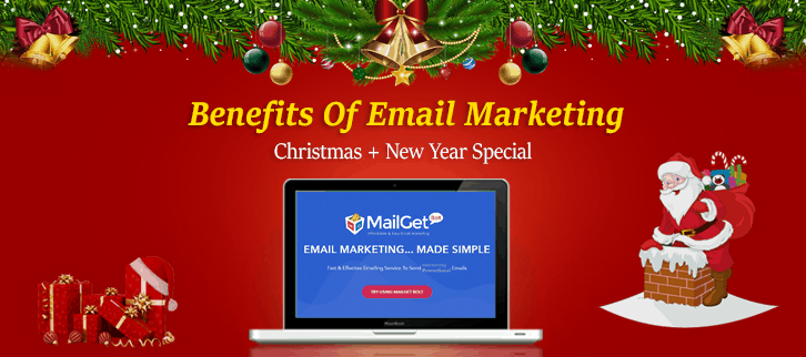 Benefits Of Email Marketing (Christmas + New Year Special)
