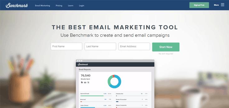 Benchmark-Autoresponder Email Marketing