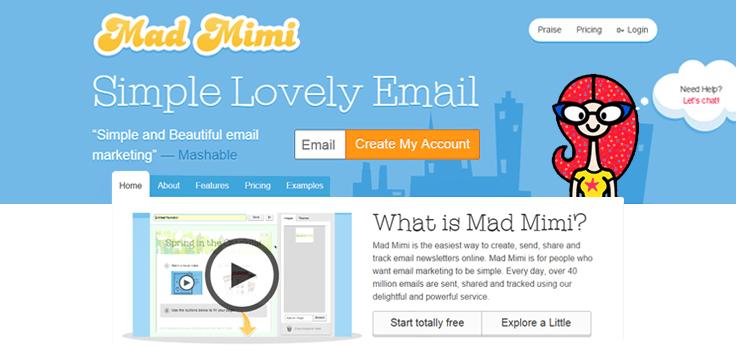 Mad Mimi-Autoresponder Email Marketing