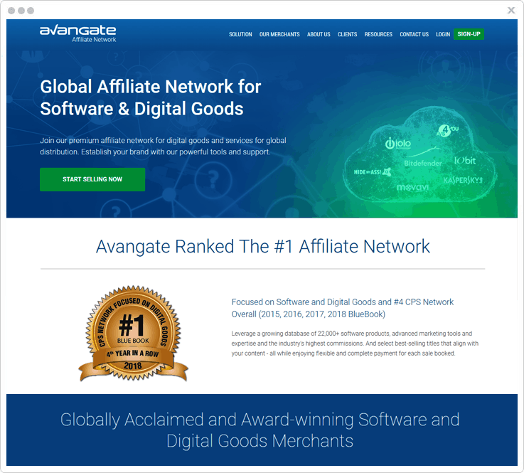 Software For Affiliate Marketing Avangate