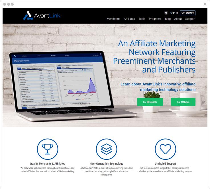 Avantlink Affiliate Marketing