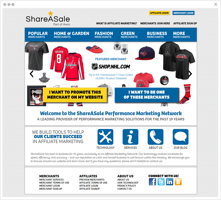 ShareASale Blog Image