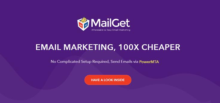 MailGet-Autoresponder Email Marketing