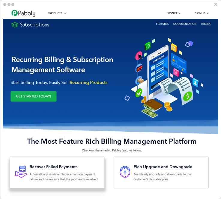Software For Affiliate Marketing Pabbly Subscription