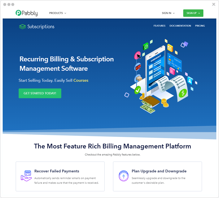 Affiliate Tracking Software Pabbly Subscription
