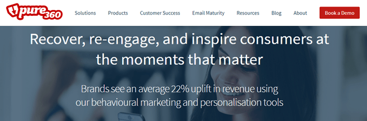 Pure360 Email Marketing Service