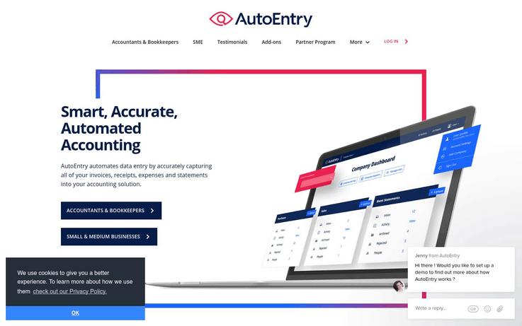 AutoEntry (DocuRec) - Best Data Entry Software