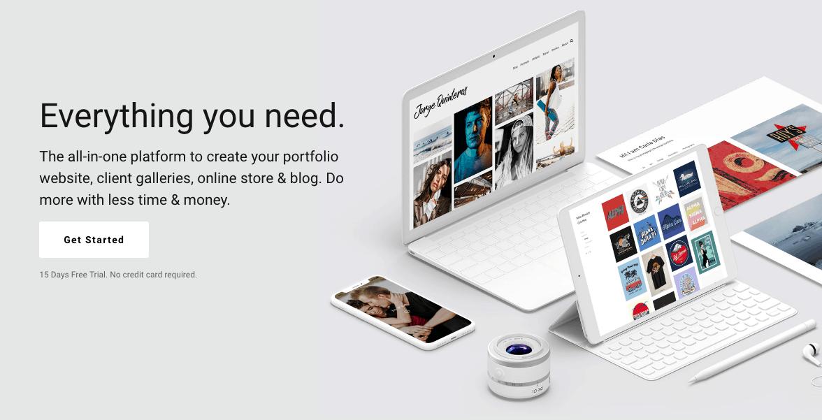 Pixpa - Website Form Builder